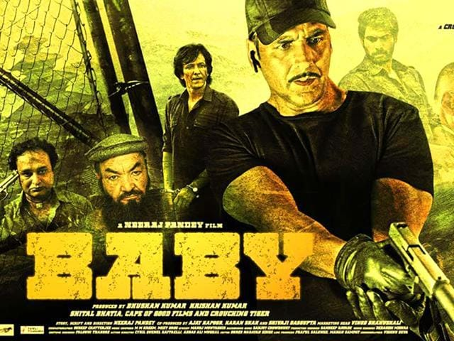 A poster of Baby.