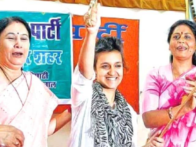 Malaika-Tak-second-from-right-won-the-national-bravery-award-for-2013-HT-File-Photo