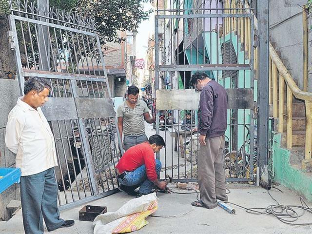 Trilokpuri,Delhi,communal violence