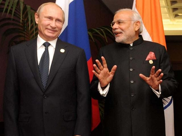Indo-Russian relationship
