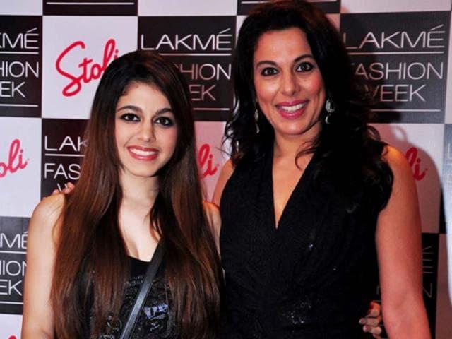 Actor-Pooja-Bedi-with-her-daughter-Alia-at-a-Mumbai-event-PTI