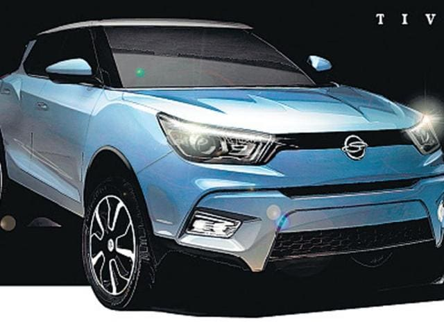 Ssangyong to launch