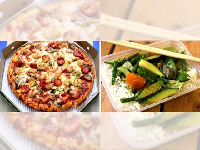 takeaway foods