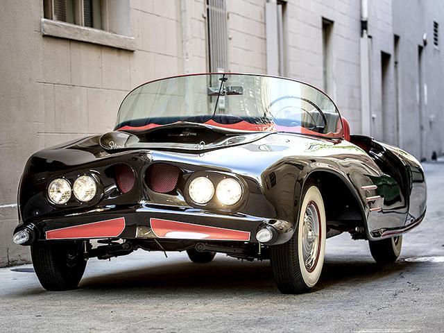 Batmobile,Batman,Batman's swanky ride
