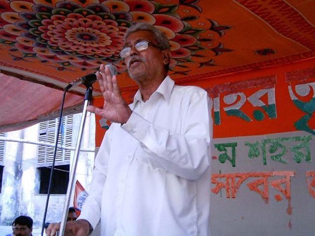 Trinamool Congress,Abu Ayesh Mondal,toll plaza attendant