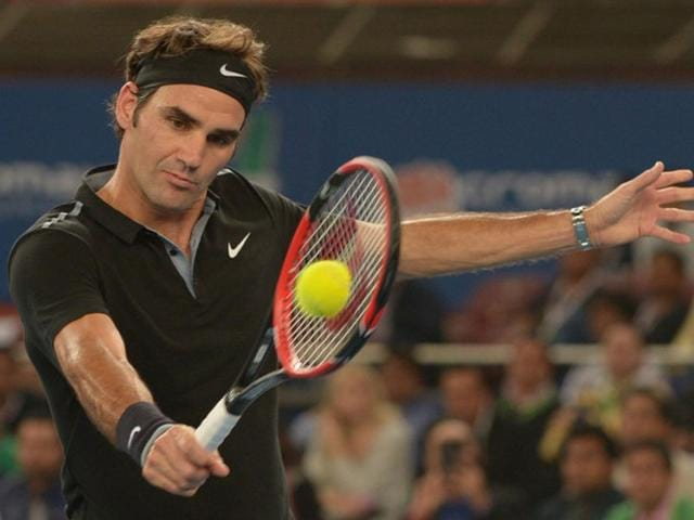Grand Slam,Brisbane International,Federer