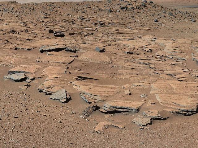 Mars,NASA,Mars rover Curiosity