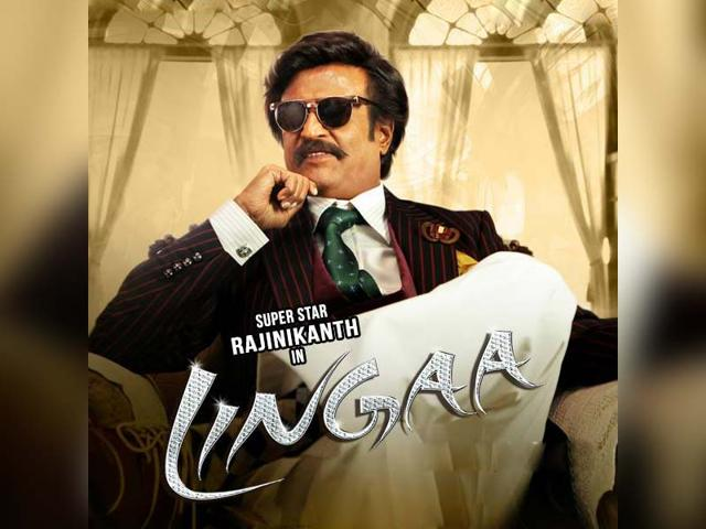 This is not a review of Rajinikanth's Lingaa