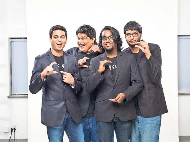 AIB-members-and-professional-comics-Rohan-Joshi-Tanmay-Bhat-Ashish-Shakya-Gursimran-Khamba