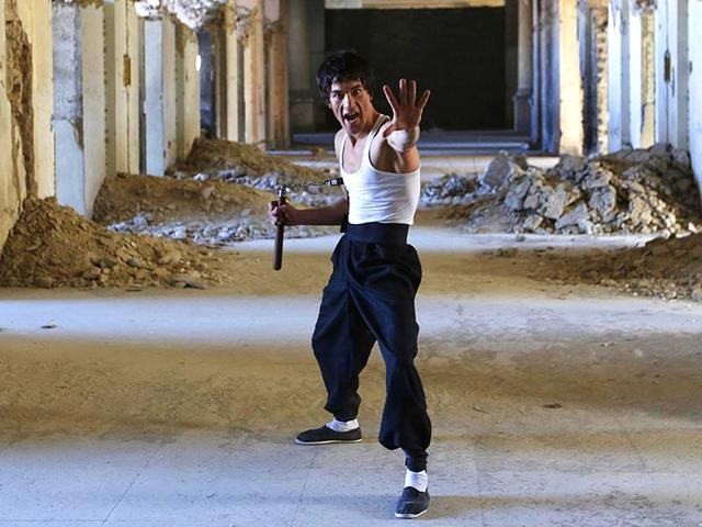 Bruce Hazara,Bruce Lee,Bruce Lee lookalike