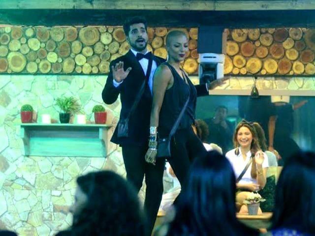 Bigg Boss 8: Diandra blames it all on Gautam,says he made their affair appear immature