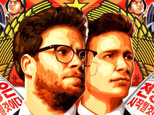 Seth-Rogen-and-James-Franco-on-the-poster-of-The-Interview