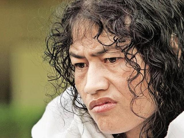 Irom Sharmila,Iron Lady,AFSPA