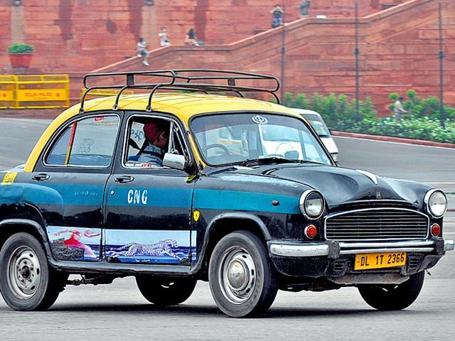 Kaali Peeli,taxi,uber