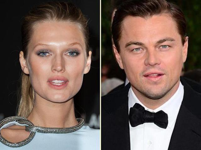Toni-Garrn-and-Leonardo-DiCaprio-Agencies