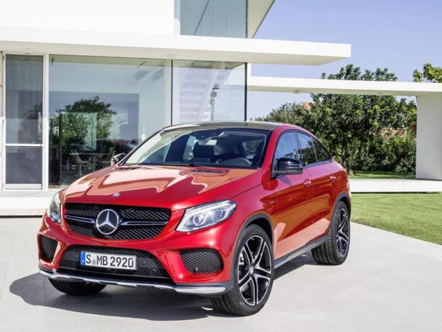 Mercedes-Benz GLE 450 AMG,New Mercedes GLE,new BMW X6