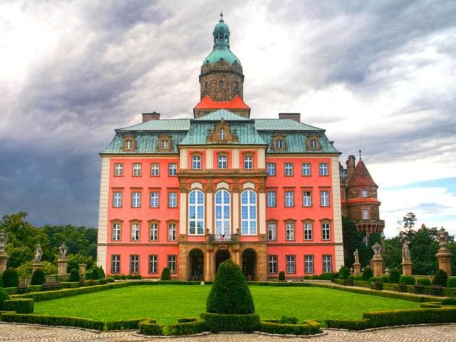 Ksiaz-Castle-is-one-of-the-biggest-castles-in-Europe-It-s-also-the-third-biggest-castle-in-Poland-Shutterstock