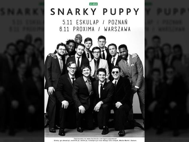 snarky puppy,india,interview