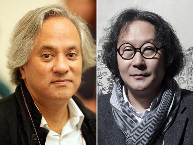 From-L-to-R-Anish-Kapoor-and-Xu-Bing