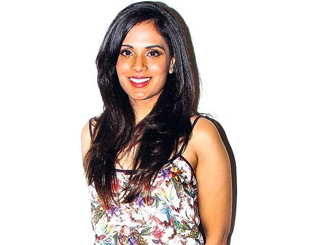 Richa Chadha turns bride for Aditi Mittal