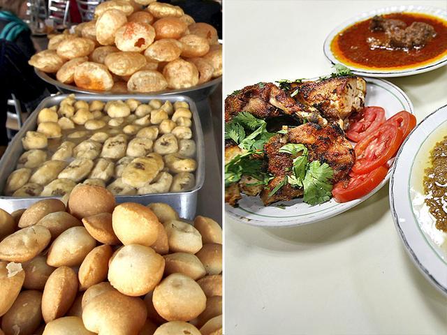 delhi eateries