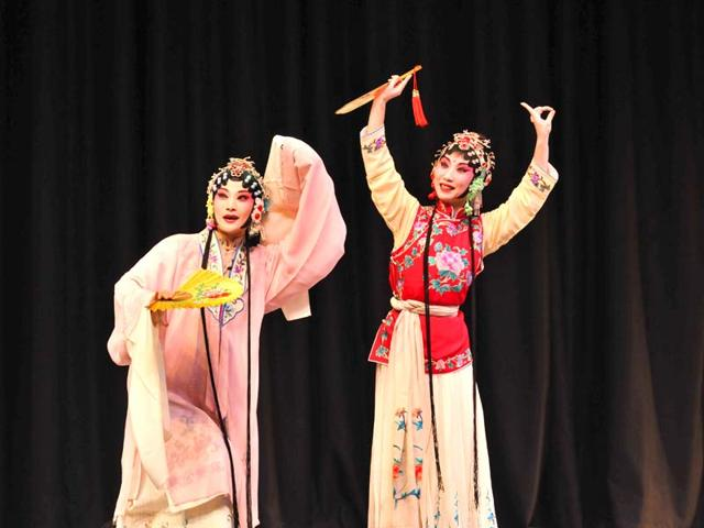 The Peony Pavilion is among the four major classics in Kunqu opera, a genre widely considered the
