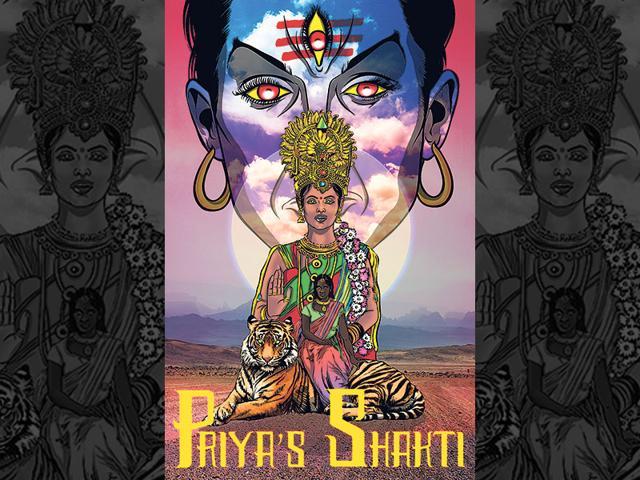 Cover-of-the-comic-book-Priya-s-Shakti