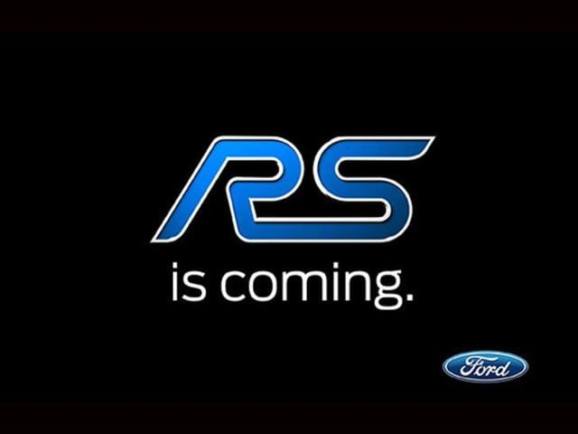 Ford,Focus RS,new Focus RS