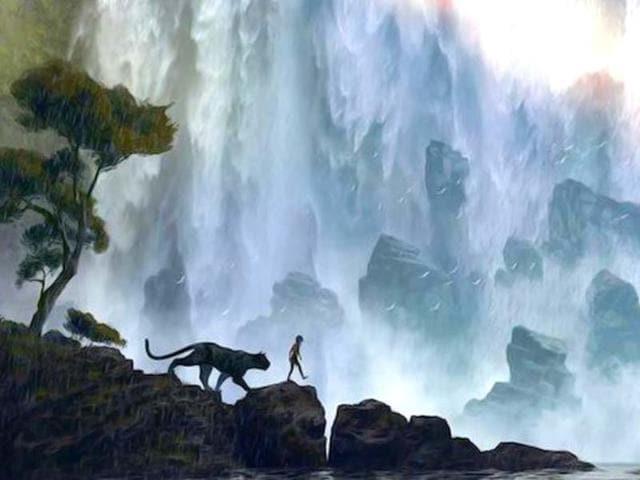 The Jungle Book,Jon Favreau,concept art