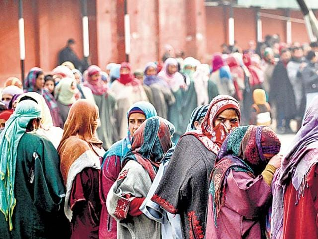 The-BJP-had-launched-an-extensive-campaign-to-mobilise-the-Kashmiri-Pandit-voters-before-the-polls-HT-Photo