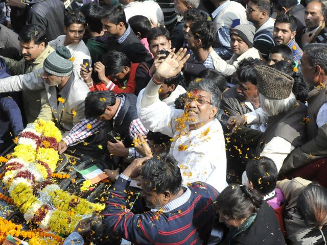 Nobel laureate,Kailash Satyarthi,Vidisha