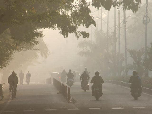 Pachmarhi,Madhya Pradesh,weather