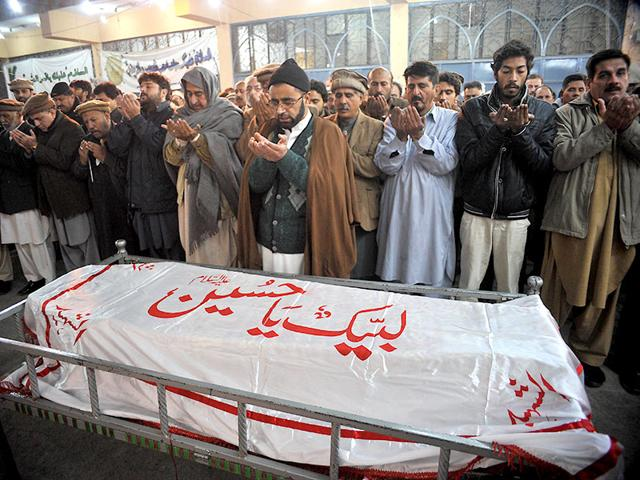 Pakistan execute