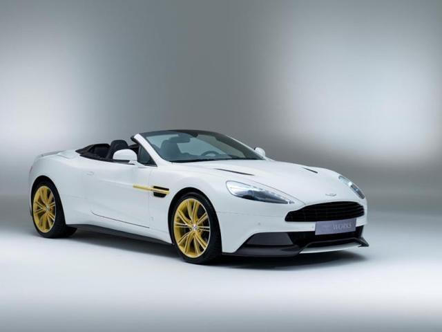Aston-Martin-Works-60th-Anniversary-Limited-Edition-Vanquish-Photo-AFP