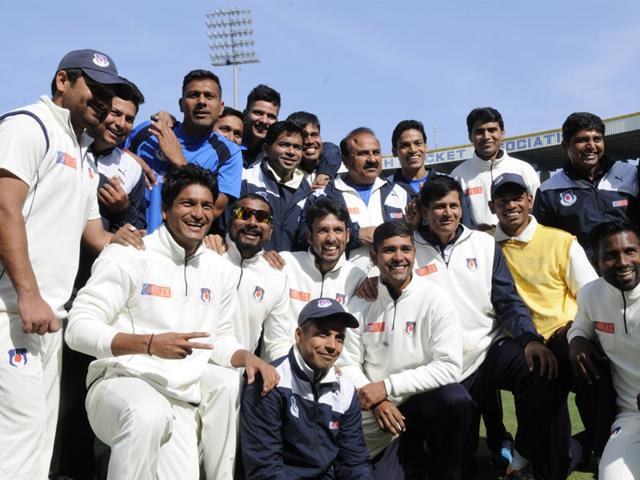 Ranji match,Indore,Madhya Pradesh