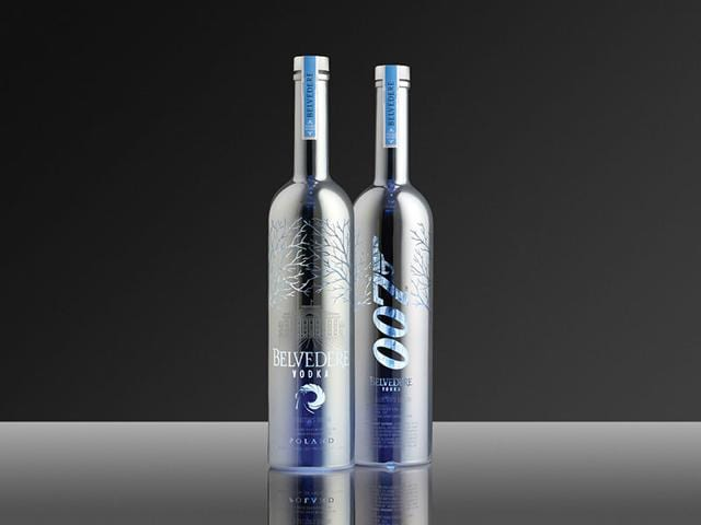 james bond,vodka,special edition