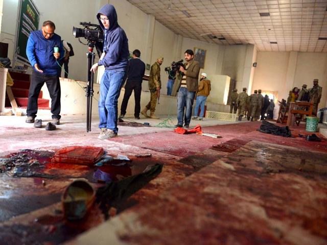 Peshawar school attack,Militants,Death penalty
