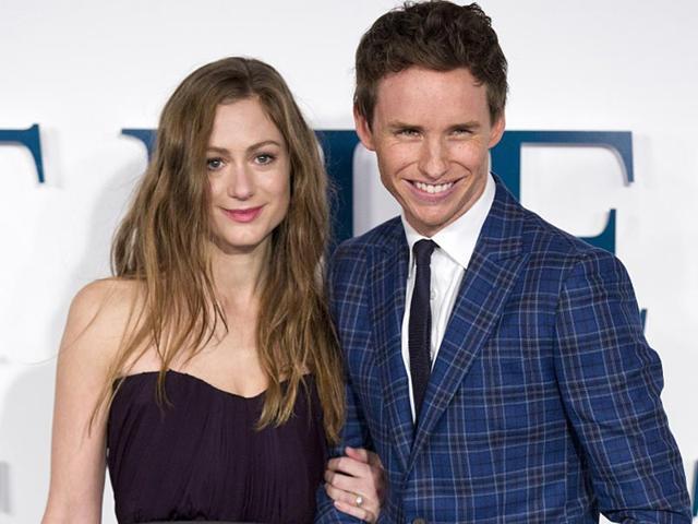 Eddie-Redmayne-and--Hannah-Bagshawe-AFP-Photo