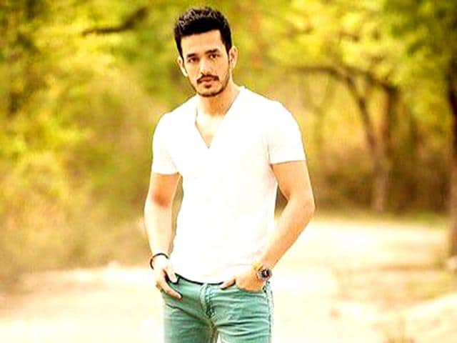 Akhil-Akkineni-son-of-actors-Nagarjuna-and-Amla-is-making-his-film-debut-in-a-yet-untitled-Telugu-film-It-is-also-the-launch-pad-for-Dilip-Kumar-s-grand-niece-Sayesha-Saigal-Sayesha-Saigal-Facebook-AkhilAkkineni-Facebook