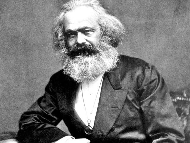Karl-Marx-in-the-letter-covers-a-single-page-in-which-he--refers-to-fellow-philosopher-Friedrich-Engels