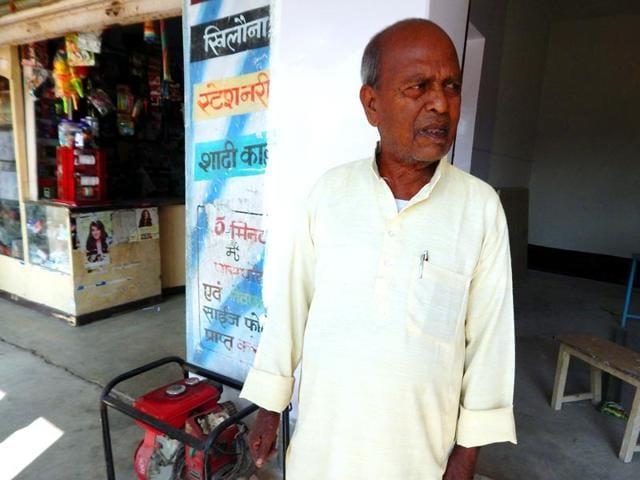 Thakur-Saryu-Prasad-who-helped-JMM-president-Sibu-Soren-during-period-of-crisis-HT-photo