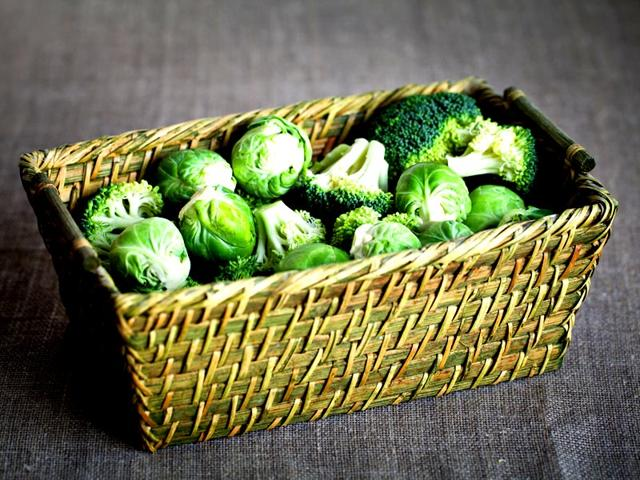 Broccoli/ cauliflower: Aside from getting the flu shot and washing your hands regularly, these cruciferous vegetables may be your top defense against winter sickness. Broccoli and cauliflower are both high in vitamin C, which is associated with enhanced immune function. If you can't find fresh versions, don't fret — frozen broccoli and cauliflower are just as nutritious.