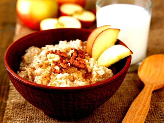 Oatmeal-Oatmeal-is-much-more-than-just-a-convenient-breakfast-food-it-also-provides-nutrients-that-are-essential-during-winter-Oatmeal-is-high-in-zinc-important-for-proper-immune-function-and-soluble-fiber-associated-with-heart-health-Although-instant-oatmeal-is-more-convenient-it-is-a-bit-more-expensive-To-eat-healthy-on-a-budget-go-with-old-fashioned-oats