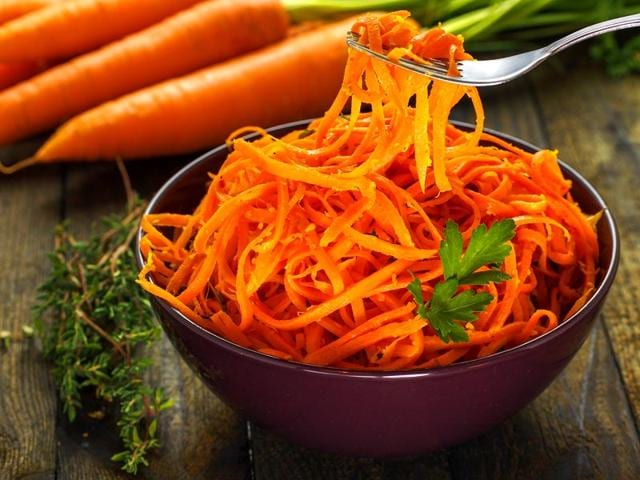 Between November and March (or, let's face it, April), living in a cold place can be terrible. But it doesn't have to be that way if you stock your pantry with foods like these that will boost your mood and immunity in the coldest months of the year. (All Photos: Shutterstock)   Root vegetables: Vegetables like beets, carrots and turnips can withstand the cold, so local farmers can provide fresh produce — and you can reap the benefits. Roast carrots for a boost of beta-carotene, or boil turnips for vitamins C and A.