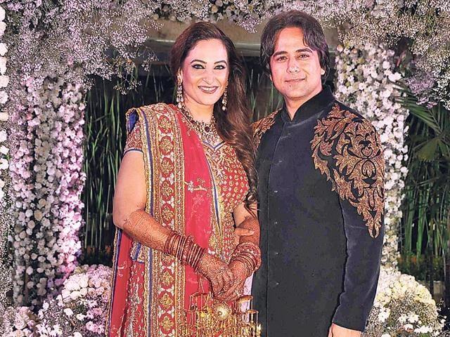 Rakshandha-Khan-and-Sachin-Tyagi-HT-Photo