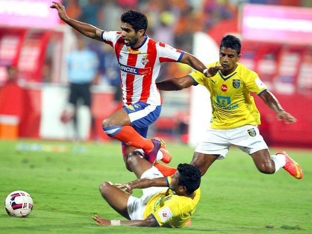 Atletico de Kolkata,Kerala Blasters