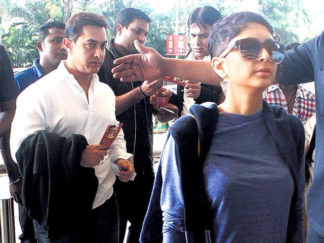 PK star Aamir Khan says K Balachander's death earlier this week was a