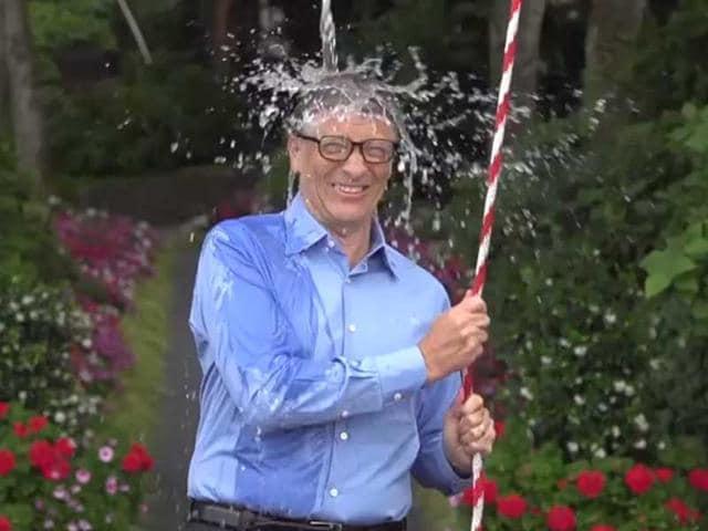 Ice Bucket Challenge,Rice Bucket Challenge,Rubble Bucket Challenge
