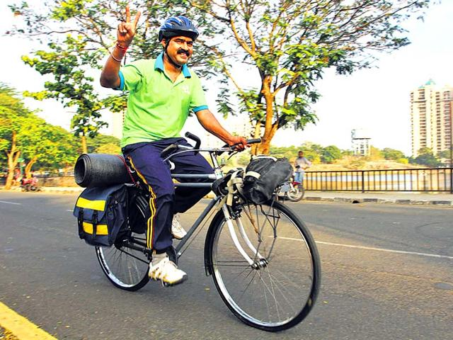 Rajesh Khandekar,global warming