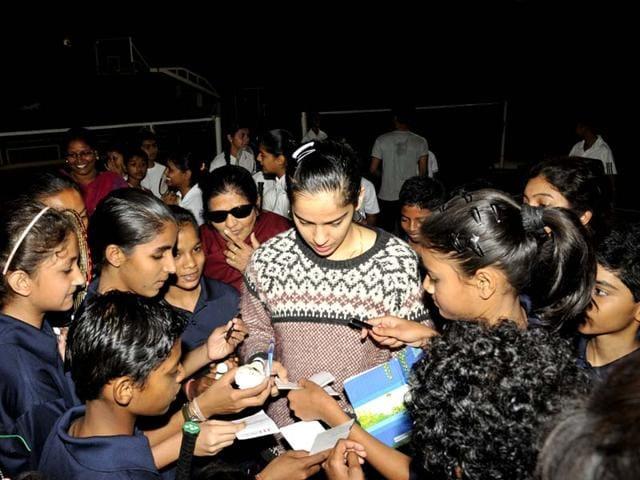 Saina Nehwal,Padma Bhushan,sports ministry